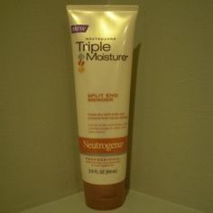 Neutrogena Triple Moisture Split End Mender Hair Treatment