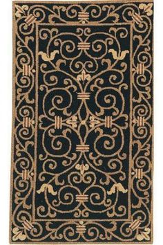 Irongate Area Rug  Discover Delicate Designs at Outstanding Values with Our Wool Rugs  Item # 22125