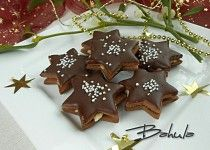 Christmas Sweets, Christmas Candy, Christmas Baking, Christmas Cookies, Czech Recipes, Desert Recipes, Biscotti, Gingerbread Cookies, Baking Recipes