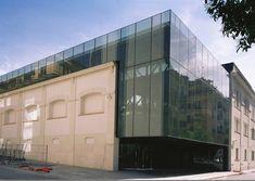 Museo de Arte Contemporaneo en Roma / Studio Odile Decq