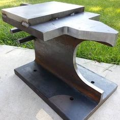 Image result for home made Anvil