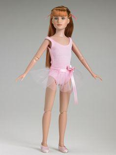 Dance Class Basic - Redhead | Tonner Doll Company
