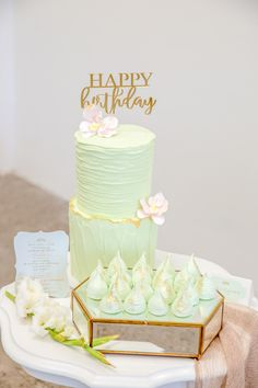 Create this pretty mint princess party with help from this gorgeous petite party kit from Mooico. Happy Birthday, Birthday Parties, Princess Theme, Party Kit, Gorgeous Cakes, Party Entertainment, Cookie Mixes, Place Card Holders, Invitations