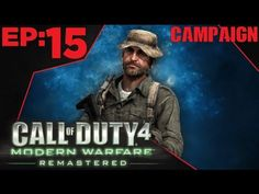 Call of Duty Modern Warfare Remastered Campaign Part 15