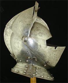 Italian Close Helmet circa 1580