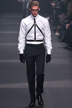 Image result for male body harness