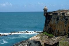 Castillo de San Felipe del Morro ~ El Morro guards the San Juan harbor and is the most visited site in Puerto Rico