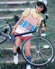 Old Fashion Image, Yamaguchi, Talent Show, She Song, Back In The Day, Baby Strollers, Okada, Bicycle, Singer
