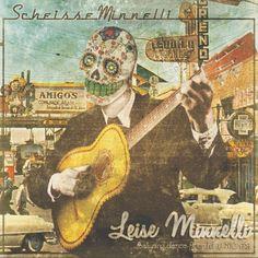 SCHEISSE MINNELLI / LEISE MINNELLI - split LP RSR040 Comebacks, Dance, Baseball Cards, Lp, Friends, Music, Dancing, Ballroom Dancing