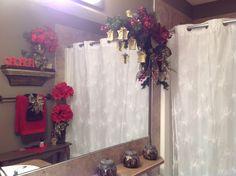 Main bathroom decor!