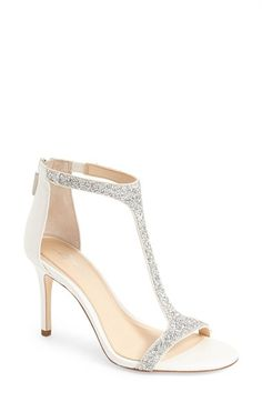 7ab06dbce Imagine by Vince Camuto  Phoebe  Embellished T-Strap Sandal (Women)