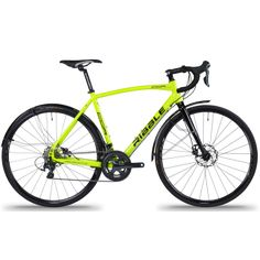 An exciting new arrival in the 2017 Ribble range is the versatile CGR – so named because of its ability to do everything and tackle all surfaces and conditions – Cross, Gravel and Road. The CGR is a light yet robust 7005 aluminium bike with disc brakes and clearance to take 35mm tyres. This cleverly designed frame could easily become the key do-it-all bike that you are looking for!