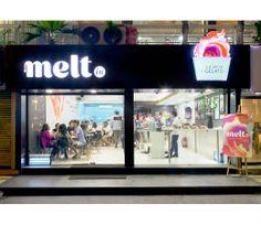 Melt in Gelato Branding