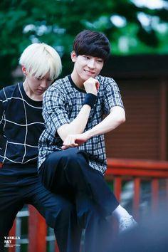 #Hoshi & #Wonwoo