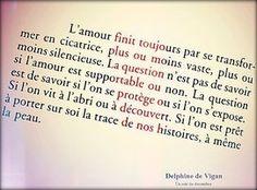 #DelphinedeVigan #quotrs #citations #littérature #literature #amour #love