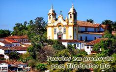 Hospedagem em Tiradentes MG em 2016 a partir de R$ 139 #tiradentes #minasgerais #pacotes #viagem #promoção