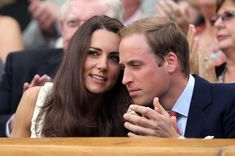 Kate Middleton Photos: Prince William and Kate Middleton at Wimbledon