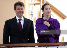 22 June 2006 - On the Royal Yacht Dannebrog - Leaving Bornholm