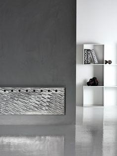 Carbon steel panel radiator FLAT by ANTRAX IT radiators