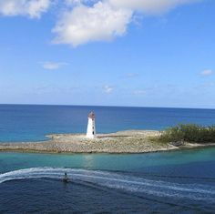 If you've been to The Bahamas, we bet you recognize our iconic lighthouse!