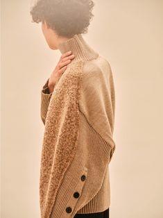 Knit Fashion, Knitting Designs, Fashion 2020, Knit Cardigan, Blouse Designs, Knitwear, Winter Fashion, Casual, How To Wear