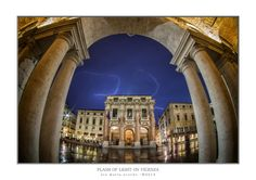 FLASH OF LIGHT ON VICENZA by Leo Maria Scordo on 500px