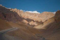 the desolate road through Zanskar Trek, Grand Canyon, The Incredibles, Tours, Nature, Naturaleza, Natural, Scenery