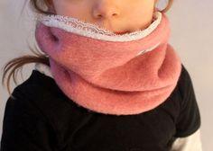 Loop ♥ Elfe ♥  aus Wolle, Mädchen von pickNicker auf DaWanda.com