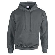 Gildan Heavy Blend Adult Pullover Hooded Sweatshirt Mens