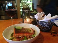 Fresh Catch of the Day at Circa?