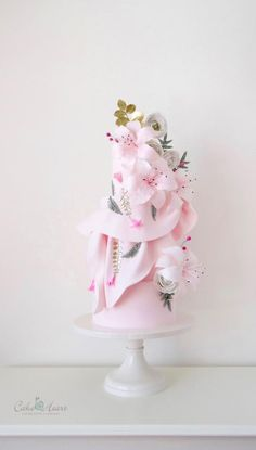 Floral Couture - Cake by Cake Heart