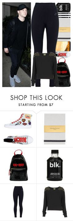 """With Niall Horan"" by angelbrubisc ❤ liked on Polyvore featuring Tommy Hilfiger, Christian Lacroix and NIKE"