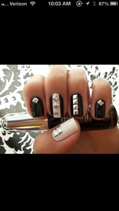 I would normally say no way to nails like this for a session but for your theme they might be fun.
