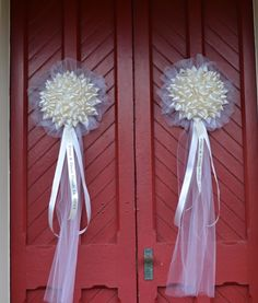 Large Wedding  Bows