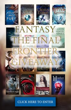 Fantasy – the Final Frontier Giveaway