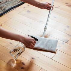 重曹を使いこなして、家中をきれいにする方法をお届けしている、こちらの特集。第1話では、重曹についての素朴な疑問を、第2話ではキッチン周り、第3話ではお風呂の掃除について教えていただきました。第4話でき