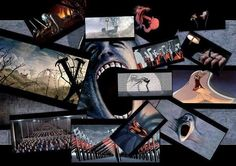 Hey you !!  don't tell me there's no hope at all  Together we stand, divided we fall...  The Wall #PinkFloyd
