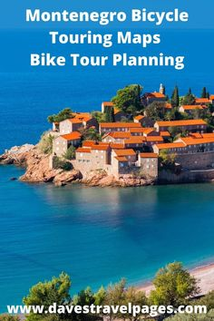 Montenegro Bicycle Touring Maps – Bike Tour Planning This post is a resource for planning bicycle touring in Montenegro. As a resource it has a lot of information and will be growing for some time. #cycling #cyclingholiday #montenegro #bikepacking #biketouring #activeholiday