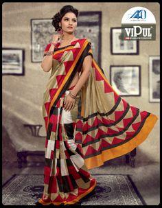 #vipul #fashion #saree http://shop.vipulfashions.com/ProductDetail.aspx?ProductIdDisplay=NDYwMQ==