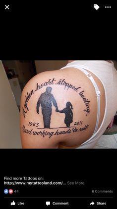 10 Best In Loving Memory Tattoos For Grandpa Images In Loving