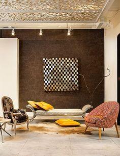 Jim Thompson's Stunning New Atlanta Showroom
