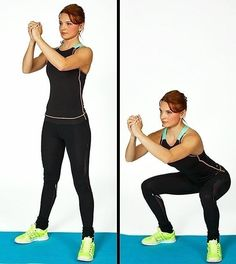 7 exercises that will transform your whole body in 4 weeks – fitness training Training Fitness, Cardio Training, Fitness Tips, Fitness Motivation, Health Fitness, Fitness Yoga, Daily Exercise Routines, Lose Weight, Weight Loss