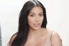This Kim Kardashian Makeup Look Only Takes Four Products to Achieve
