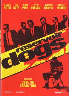 #RESERVOIR DOGS Quentin #Tarantino