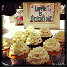 LOVE is Brewing Cupcakes