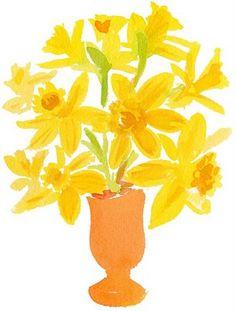 Daffodils - my favourite