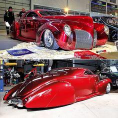 Dumped - Benny Gatt's 1939 Lincoln Zephyr - ThrottleXtreme Custom Muscle Cars, Custom Cars, Hot Rods, Vintage Cars, Antique Cars, Lincoln Zephyr, Cadillac, Roadster, Classy Cars