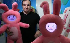 App developers look to combine traditional toys and technology