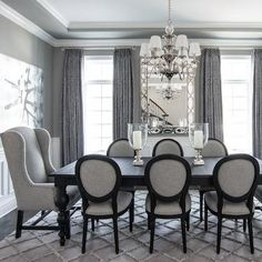 30 Black And White Dining Room That Will Make You Wish To Go Monochrome Blackandwhitediningroom