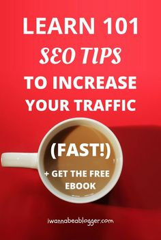 Learn 101 SEO Tips and Tricks to Increase Your Traffic (Fast)!